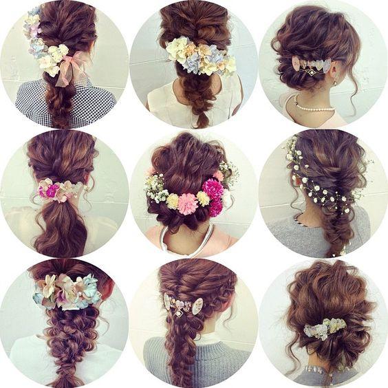 học làm tóc cô dâu chuyên nghiệp