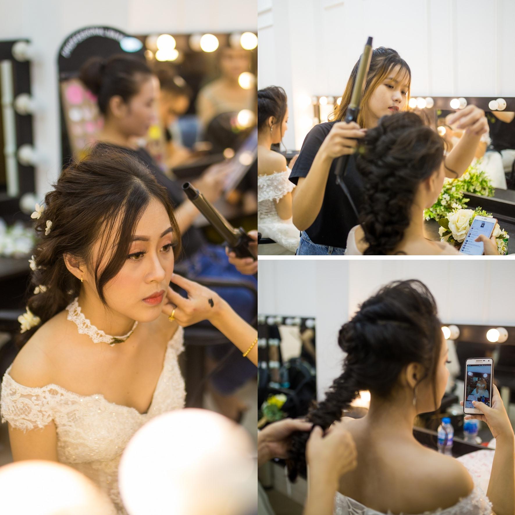 học makeup chuyên nghiệp tại TPHCM