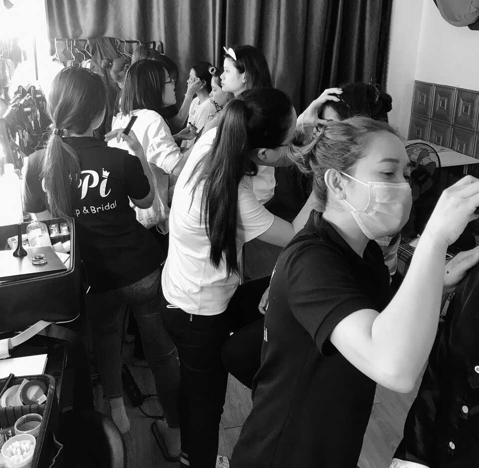 Khoá học makeup nâng cao tại TPHCM
