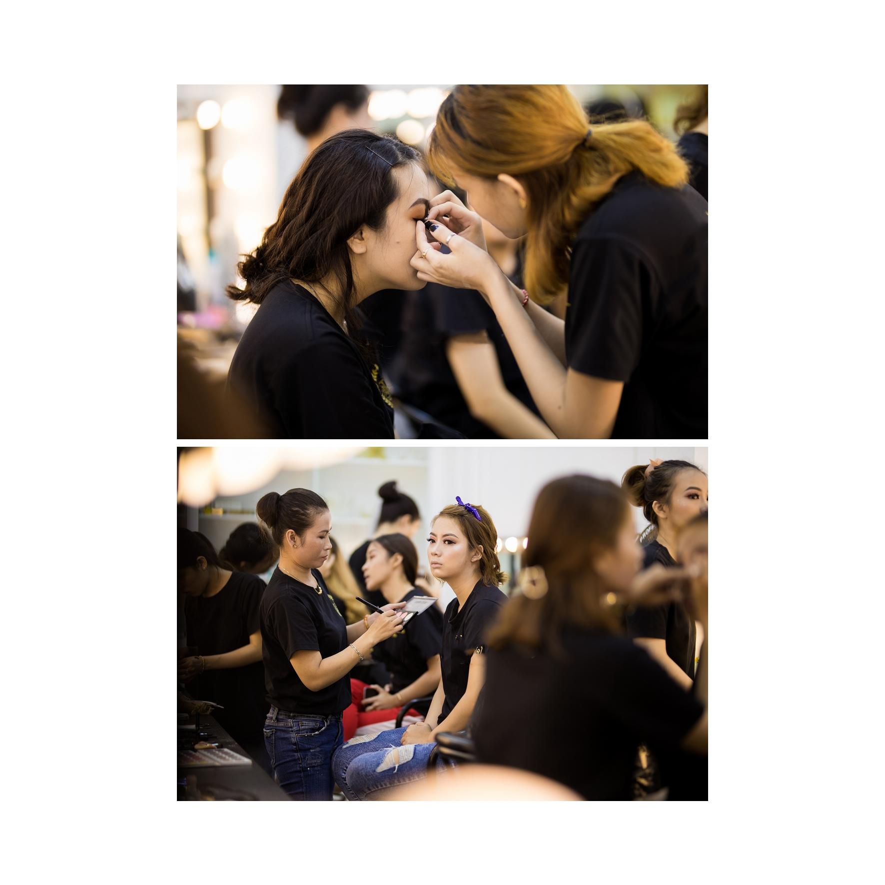 khoá học makeup chuyên nghiệp