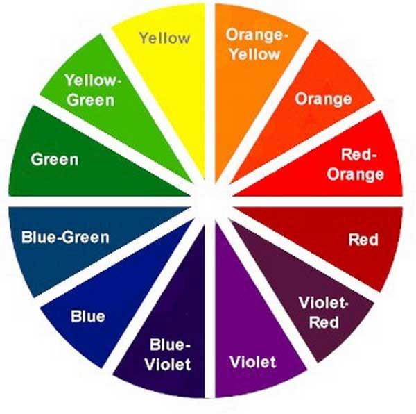 bí quyết lựa chọn màu sắc đẹp