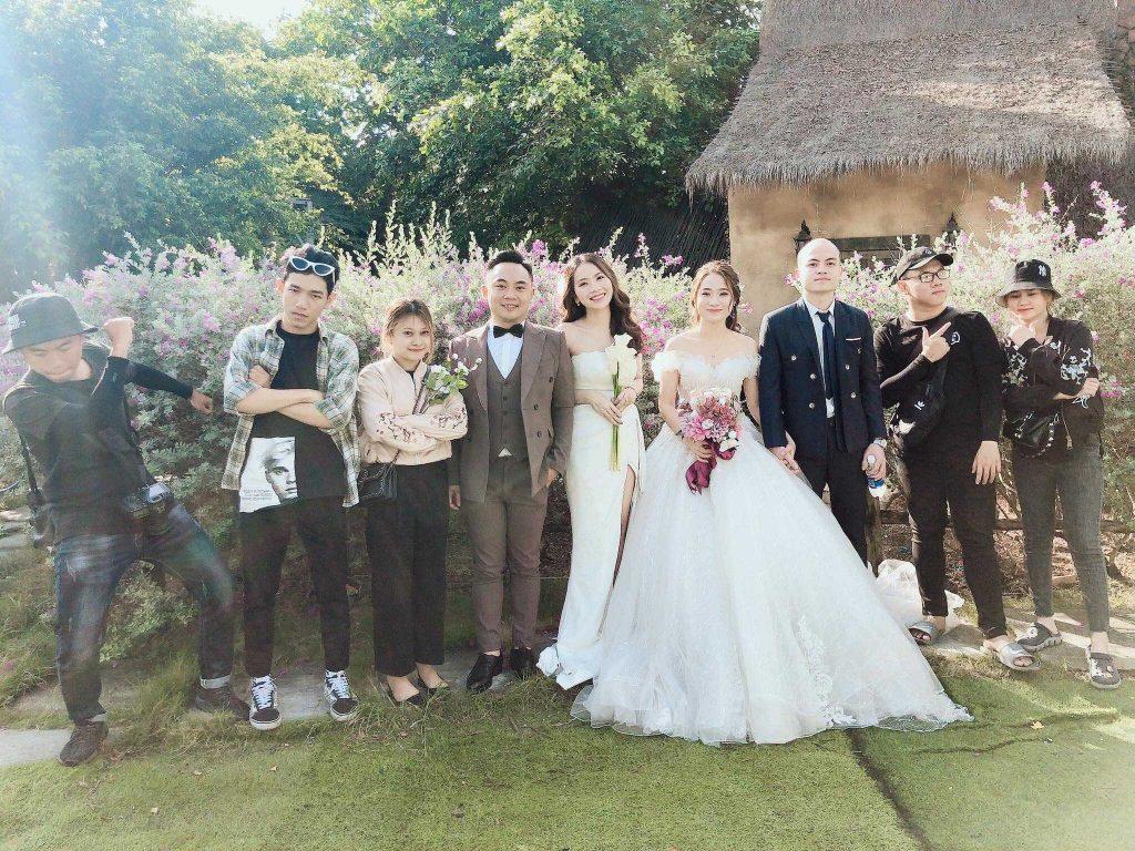 dịch vụ chụp hình cưới tại TPHCM