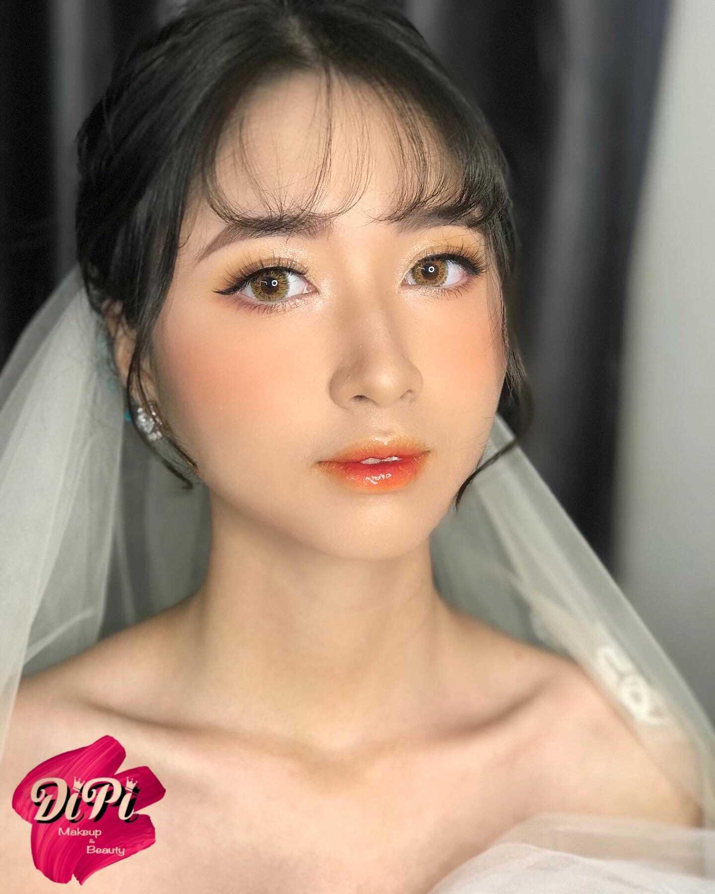 makeup cô dâu đẹp ở TPHCM