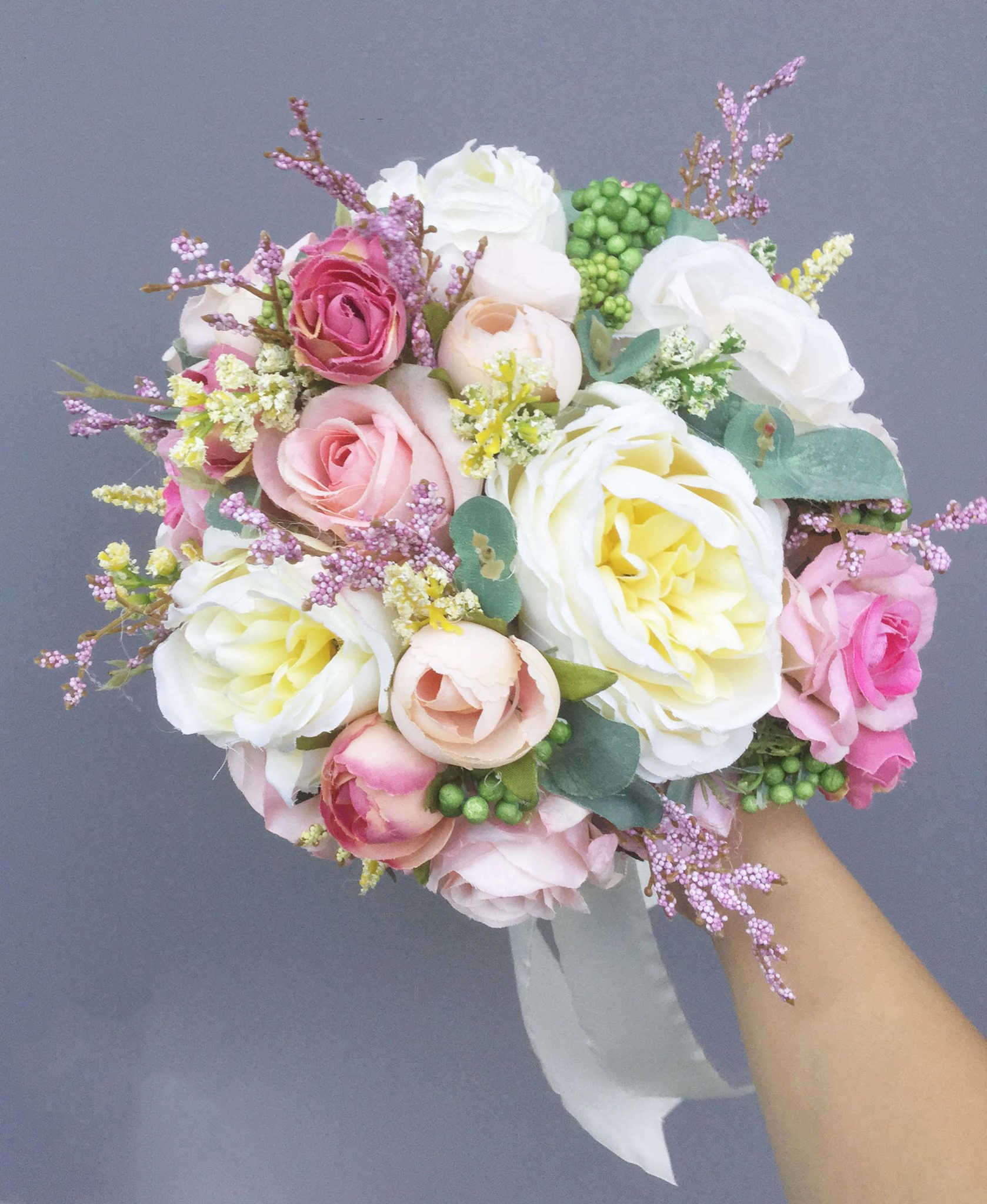 thuê hoa cưới đẹp