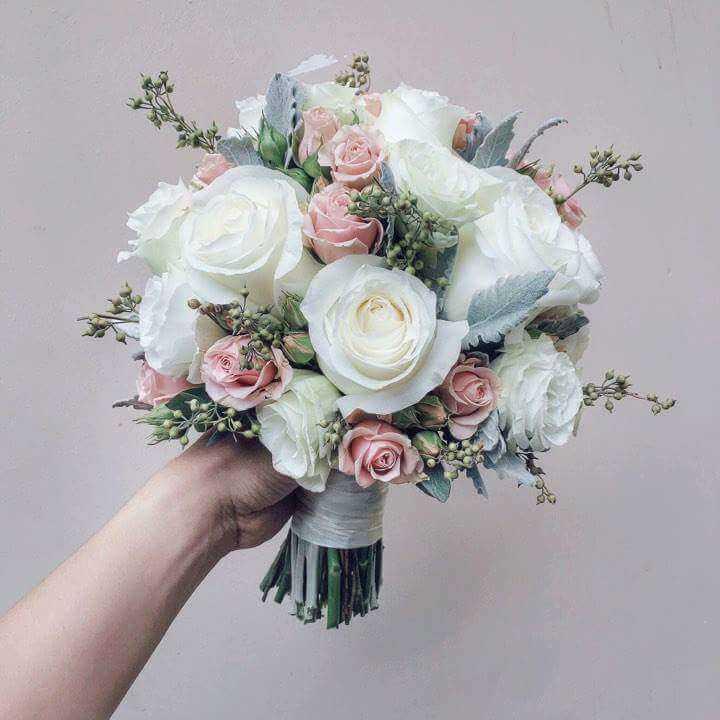 thuê hoa cưới cầm tay ở TPHCM