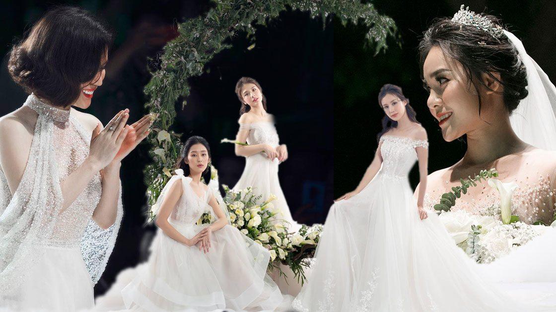 kinh nghiệm thuê váy cưới đẹp