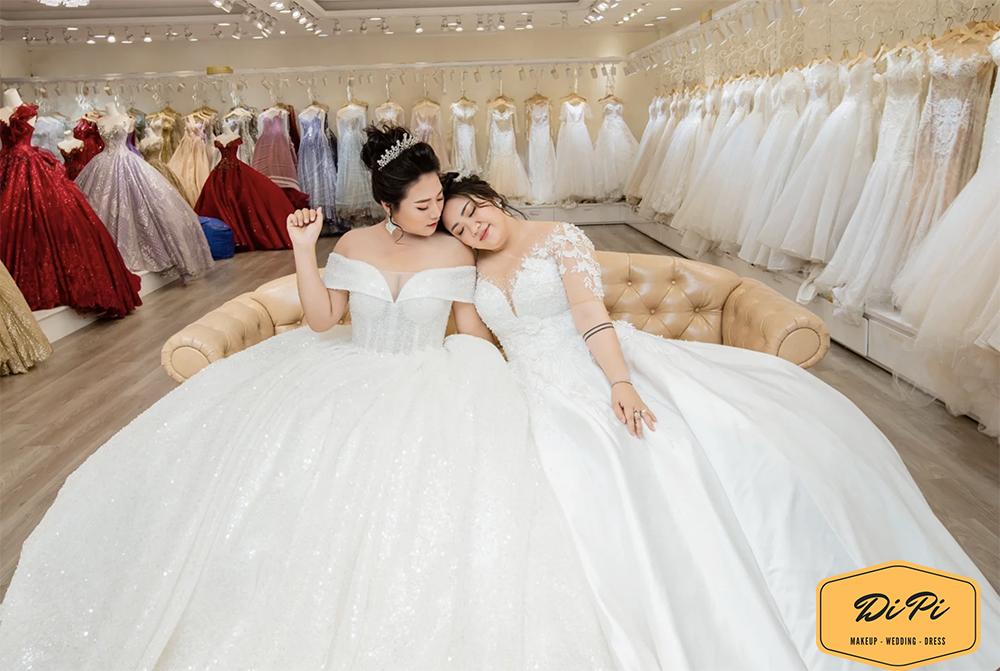thuê áo cưới big size giá rẻ