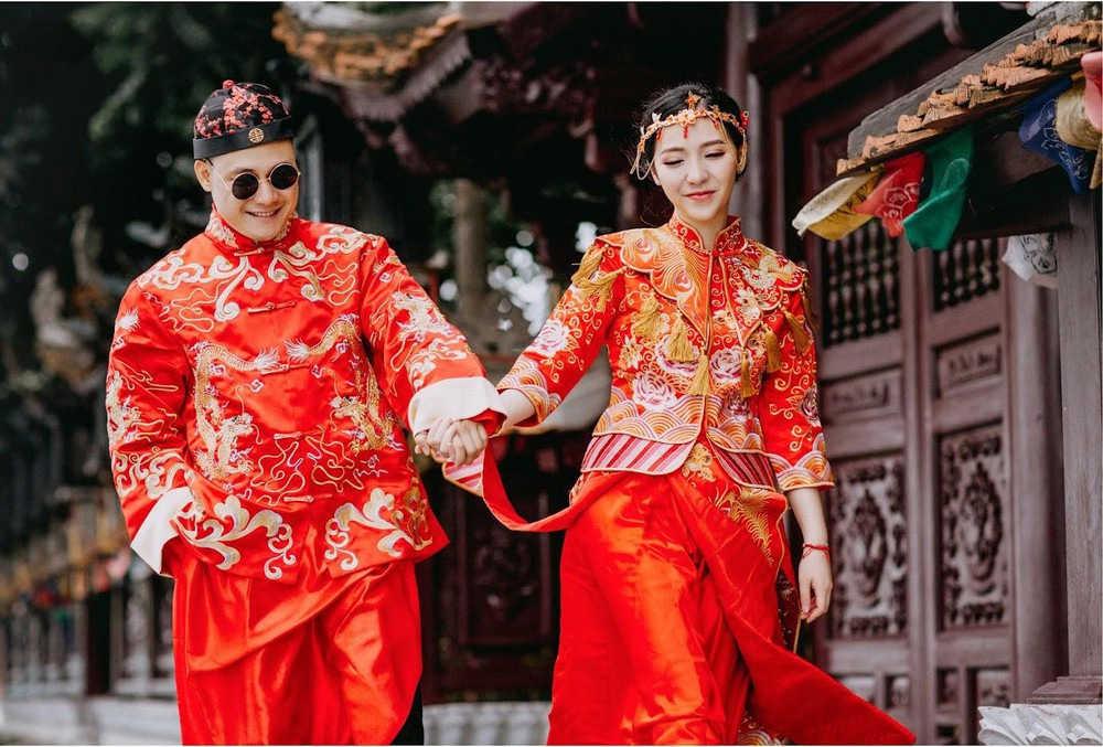 thuê áo cưới trung hoa tại TPHCM