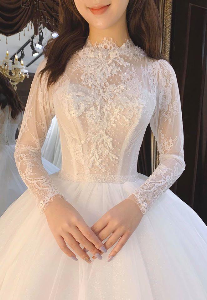 áo cưới thiết kế đẹp