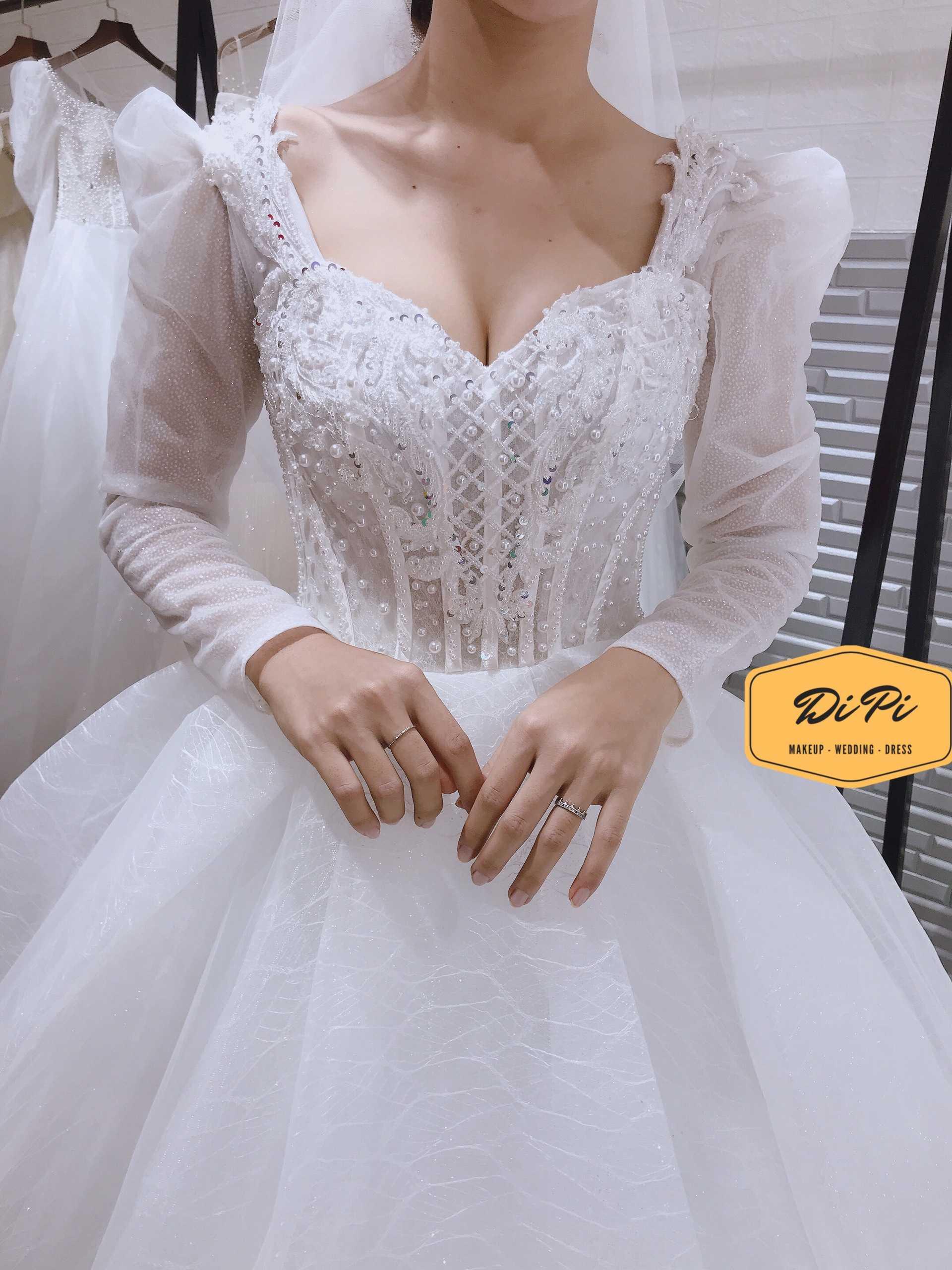 tiệm áo cưới đẹp ở gò vấp