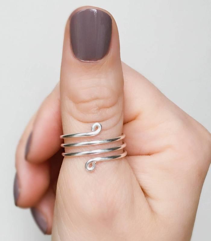 đeo nhẫn ngón cái