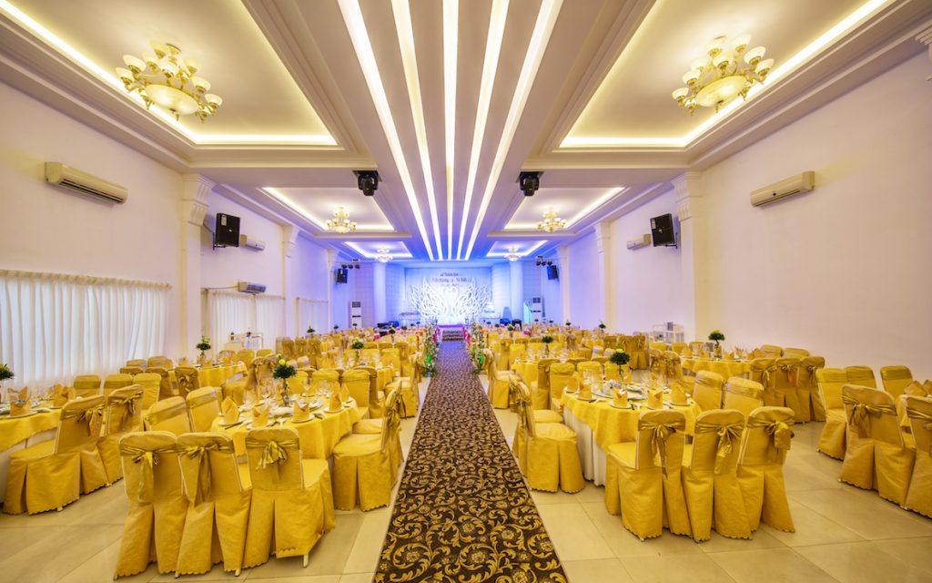 Nhà hàng tiệc cưới Hoàng Long 3