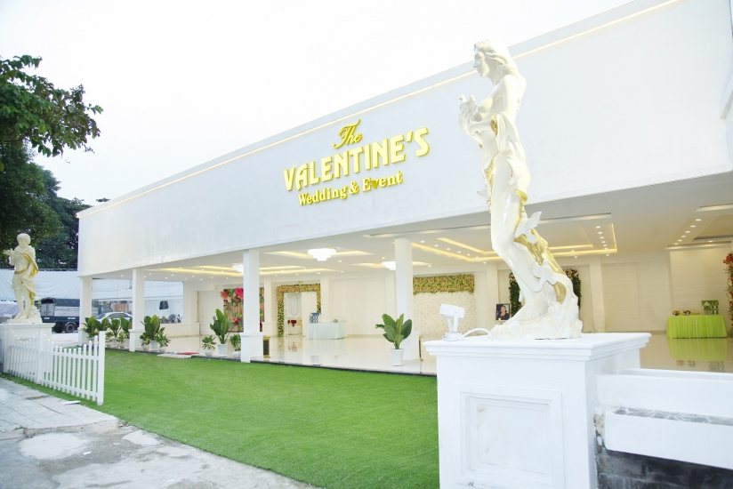 Nhà hàng tiệc cưới The Valentine's