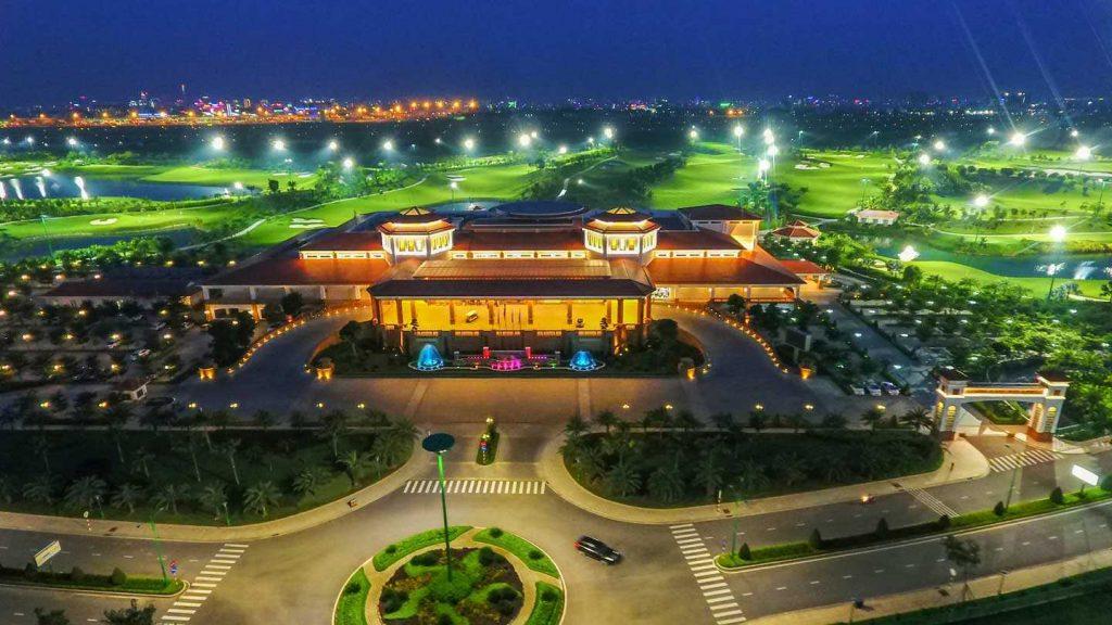 Trung Tâm Hội Nghị Tiệc Cưới Him Lam Palace Tân Sơn Nhất