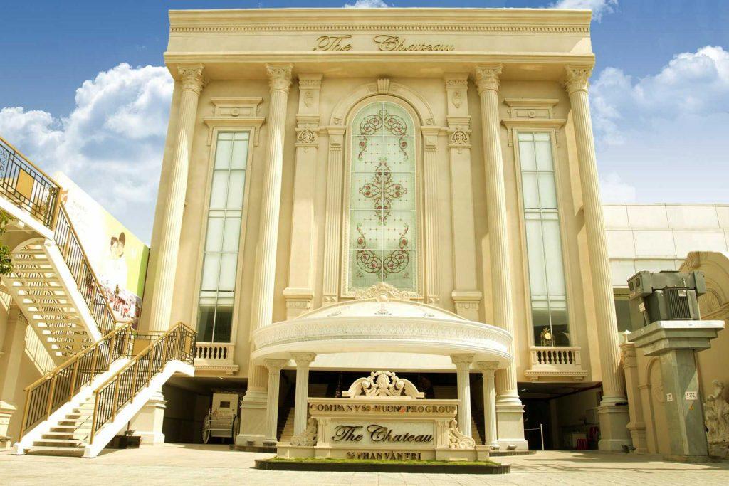 Trung tâm hội nghị tiệc cưới The Chateau