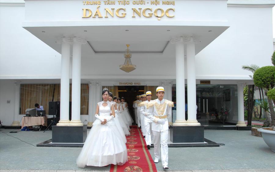 Trung tâm tiệc cưới hội nghị Dáng Ngọc