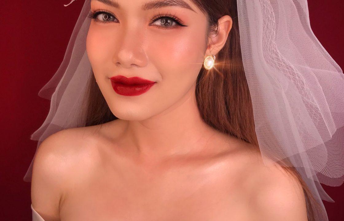 makeup cô dâu ở Gò Vấp